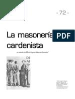 masoneria cardenista