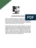 La vuelta de Pedro Urdemales - Floridor Pérez