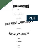 Capilares de Luis Mande
