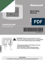 Honeywell ZWSTAT User Guide