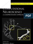 Computational Neuroscience - A Comprehensive Approach; Jianfeng Feng Chapman & Hall, 2004)