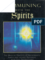 Coleman - Communing With Spirits; Magical Necromancy