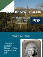 Helia Bravo - Hollis