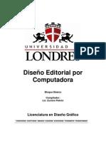 Diseno Editorial Computadora