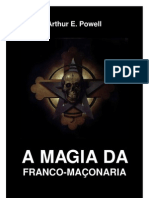 A Magia da Franco-Maçonaria