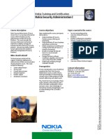 nokia security administration i cv481 course description final 01-19-05