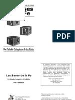 Bases de La Fe (Gene Cunningham)