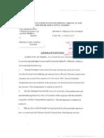 6.   LTA LOGISTICS vs. Enrique Varona  (LTA Affirmative Defenses to Varona's counterclaim)