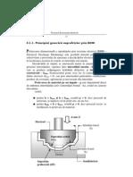 Principiul generării suprafeţelor prin EDM