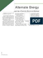 Alternate Fuel Definition