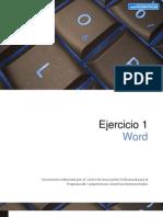 Ejercicio 1 Word (Cambios)