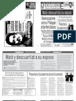 Versión impresa del periódico El mexiquense 7 junio 2012