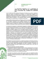 Instrucciones de Garantias Procedimentales 2012