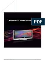 XtraView Technical Manual 3.1