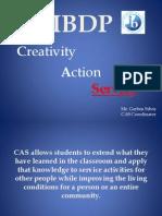 Qla Cas - Powerpoint Presentation 2012-2013