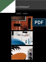 Jamo Catalog 2004