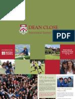 Dean Close Brochure