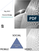 Presentation / Digital strategy at Sydney Opera House - Victoria Doidge