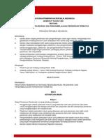 PP No. 27 Thn. 1998 Tentang Penggabungan, Peleburan Dan Pengambilalihan Perseroan Terbatas
