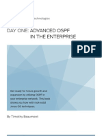 DayOne OSPF Enterprise