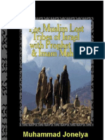 Lost Tribes of Israel With Prophet Isa Imam Mahdi