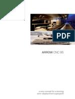 Superyacht Arrow CNC 95 - Vendita SUPER YACHT Cantiere CNC