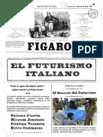 Futurismo periódico
