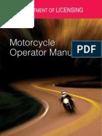 Moto Manual