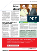 thesun 2008-12-30 page04 change to propel islam to greater glory muslims urged