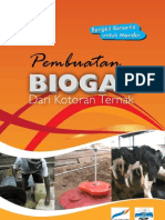 Booklet_Pembuatan BIOGAS Dari Kotoran Ternak