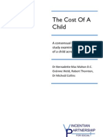 Cost of a Child - Full Report