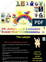 20 Jokes Lessons From Them