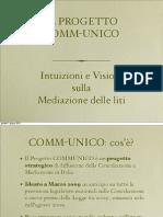 Progetto Comm Unico