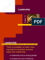 Ch15 Leadership