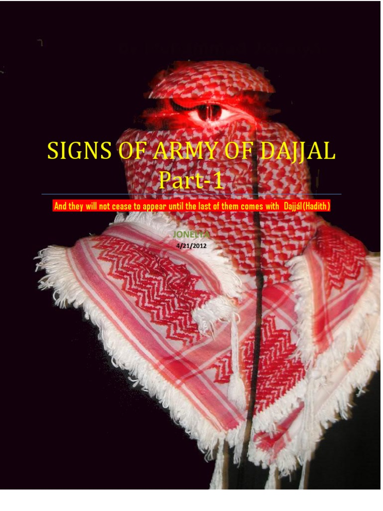 Signs of Army of Dajjal Part 1