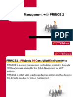Presentation 2 - Project Management & PRINCE2