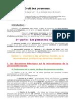 Droit Des Personnes_cours Entier