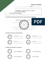 el reloj digital-analógico