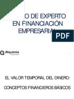 Curso Experto en Financiación_