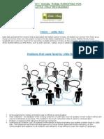 Case Study - Social Media Marketing