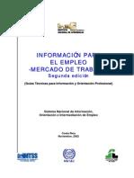Guia Información para el Empleo -Mercado de Trabajo. (2ª Edic.)