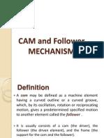 Cam Mechanism