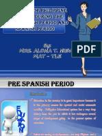 Philo Pre and Spanish