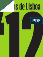 Festas de Lisboa 12 (Programação completa)