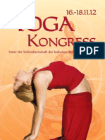Yoga Kongress 2012