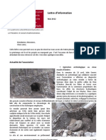 Lettre Info APSPCTH 05.2012