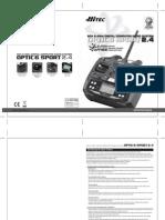 Manual Optic6Sport2.4