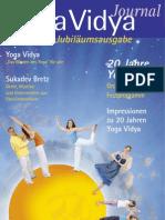 Yoga-Vidya-Jubiläumsjournal