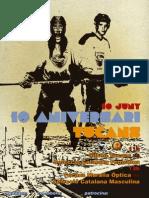 Cartel 10 e Aniversari Tucans