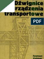 Zygmunt Zieliński - Dźwignice i urządzenia transportowe